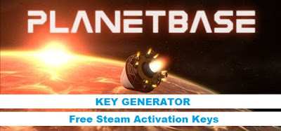 Planetbase Steam CD Key Generator