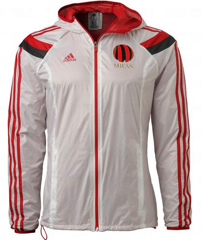 Anthem Jacket Anthem Jacket ac Milan White