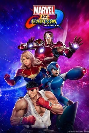 Jogo Marvel vs. Capcom - Infinite 2017 Torrent