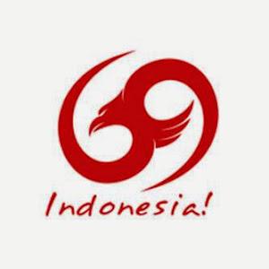 Logo Kemerdekaan Indonesia 69