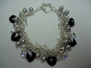 "NEW! The Signature ""Glowing Darkness"" Bracelet"
