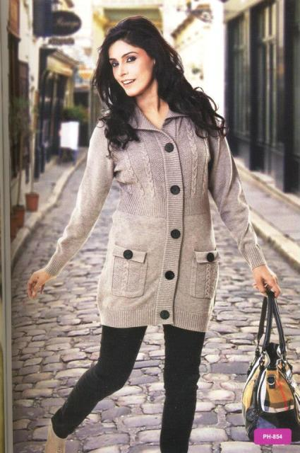 Latest Ladies Sweaters  Collection For Winter 2012-013 BY Life 4 Fashion 4.jpg