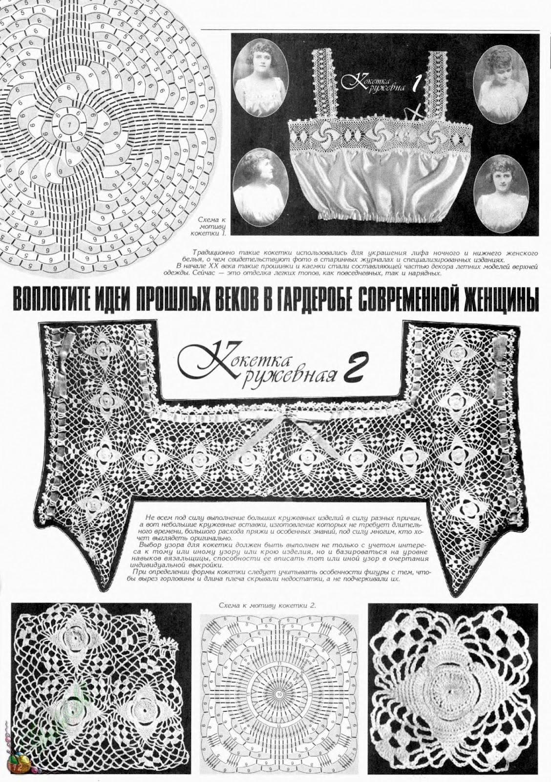 Образцы шитья платьев