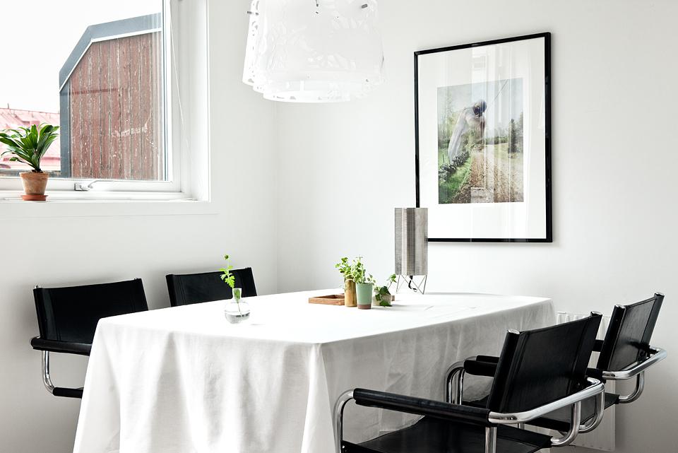 Wonen In Wit : Wit wonen in zweden eigenwijzekamer wonen met een mix match