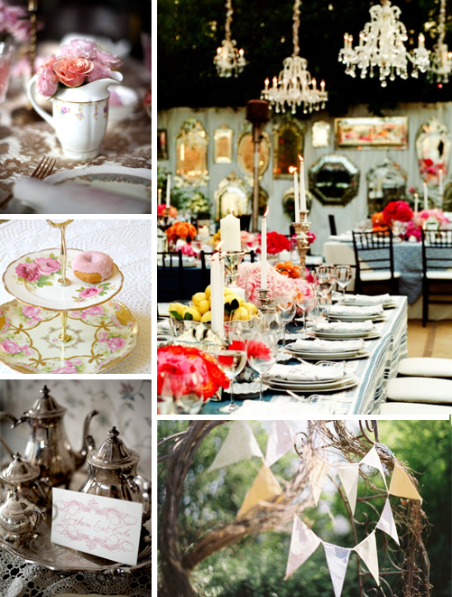 Savannah Wedding Planning And Bridal Boutique Ivory And Beau Inspiration Board Tea Party Wedding