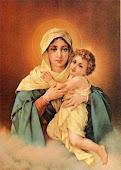 Rogai por nós Mãe Santíssima!