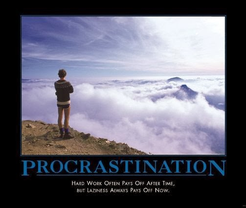 the effects of procrastination on personal discipline and the quality of work 15 reason for procrastination essay examples from best writing service eliteessaywriters™ get more persuasive, argumentative reason for procrastination essay samples and other research.