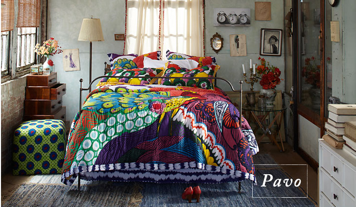 Rowantree design faves raves in new york city for Anthropologie bedroom ideas