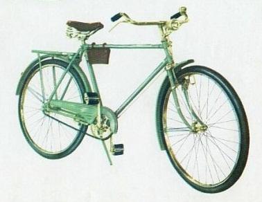 Велосипед МВЗ В-127