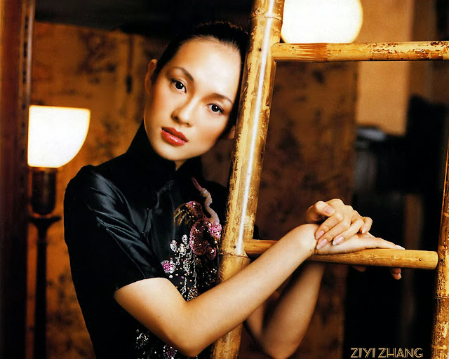 Zhang Ziyi Stars HD Wallpaper