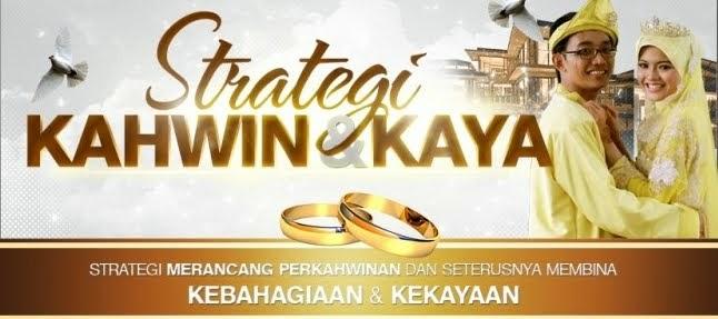 Kahwin Pun Boleh Jadi Kaya?