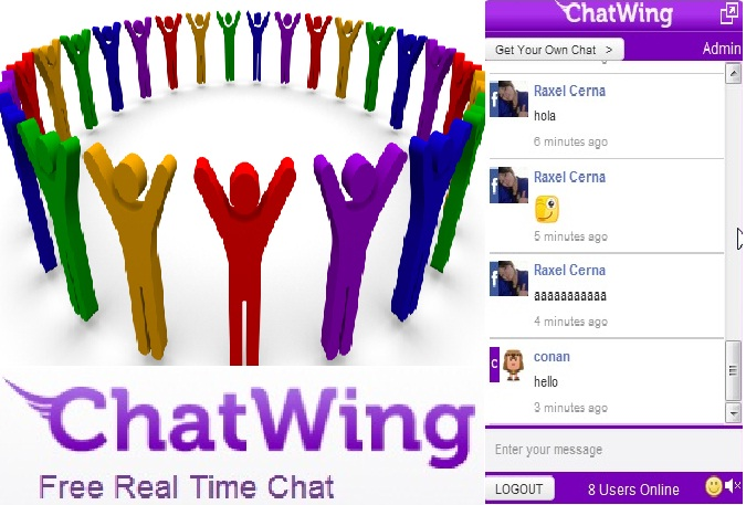 Chatwing Chat Box : Best Communication Tool Ever