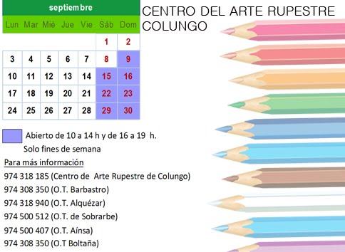 CENTRO DEL ARTE RUPESTRE EN COLUNGO