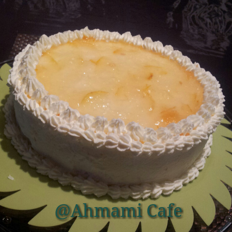 how to make graham cake with gelatin
