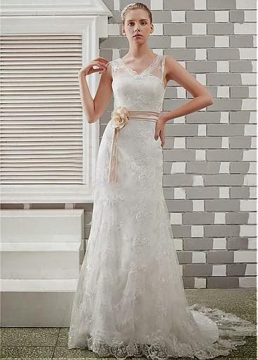 Planning a wedding // A wedding dress | In love in Ljubljana