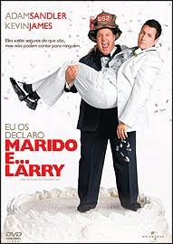 filmes Download   Eu os Declaro Marido e Larry BDRip AVI Dual Áudio + RMVB Dublado