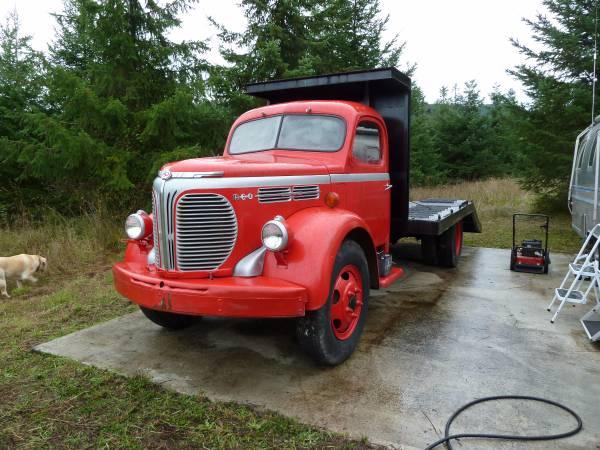 1948 REO Speedwagon Truck