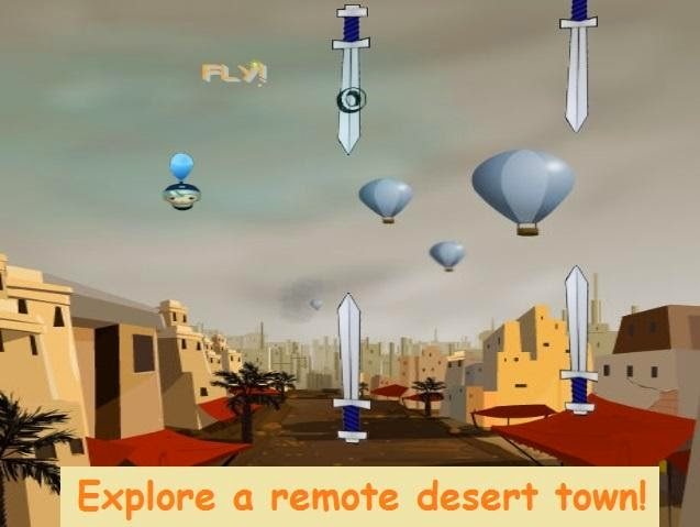 Fly Balloon, Fly! - Android App Review Update