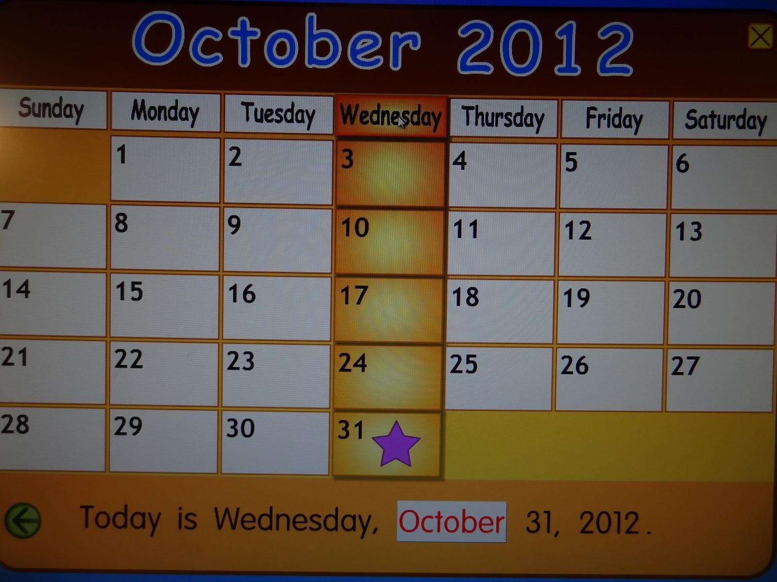 Starfall+Calendar2012 Starfall Calendar2012 http ...