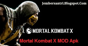 Mortal Kombat X MOD Apk DATA for Android