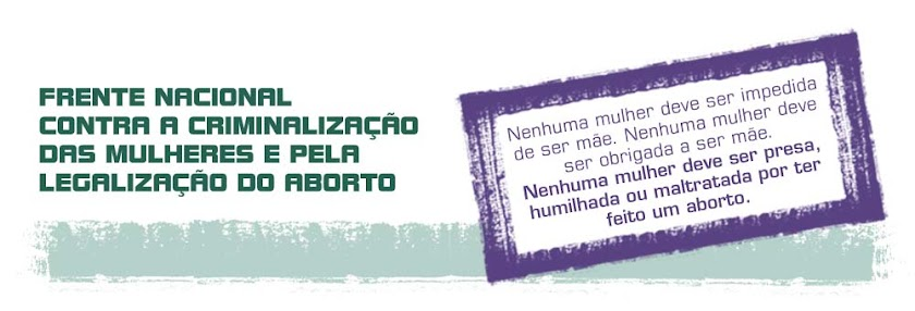Frente nacional pelo aborto legal