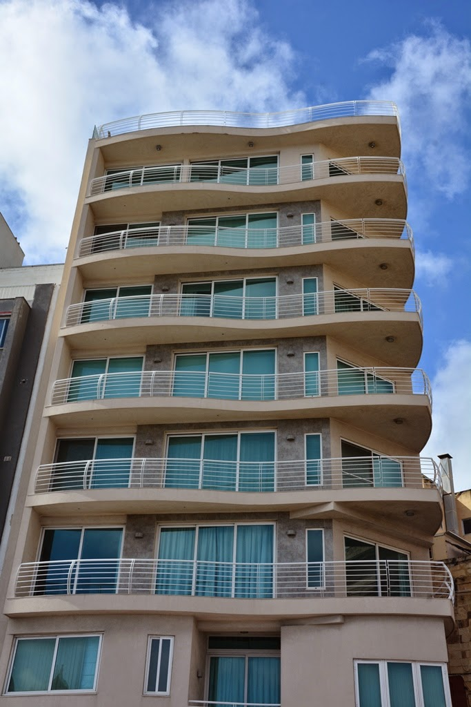 St. Julians modern flats