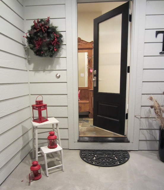 Charming Christmas Country Decor