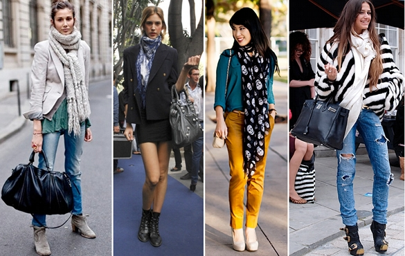 tendencias foulards