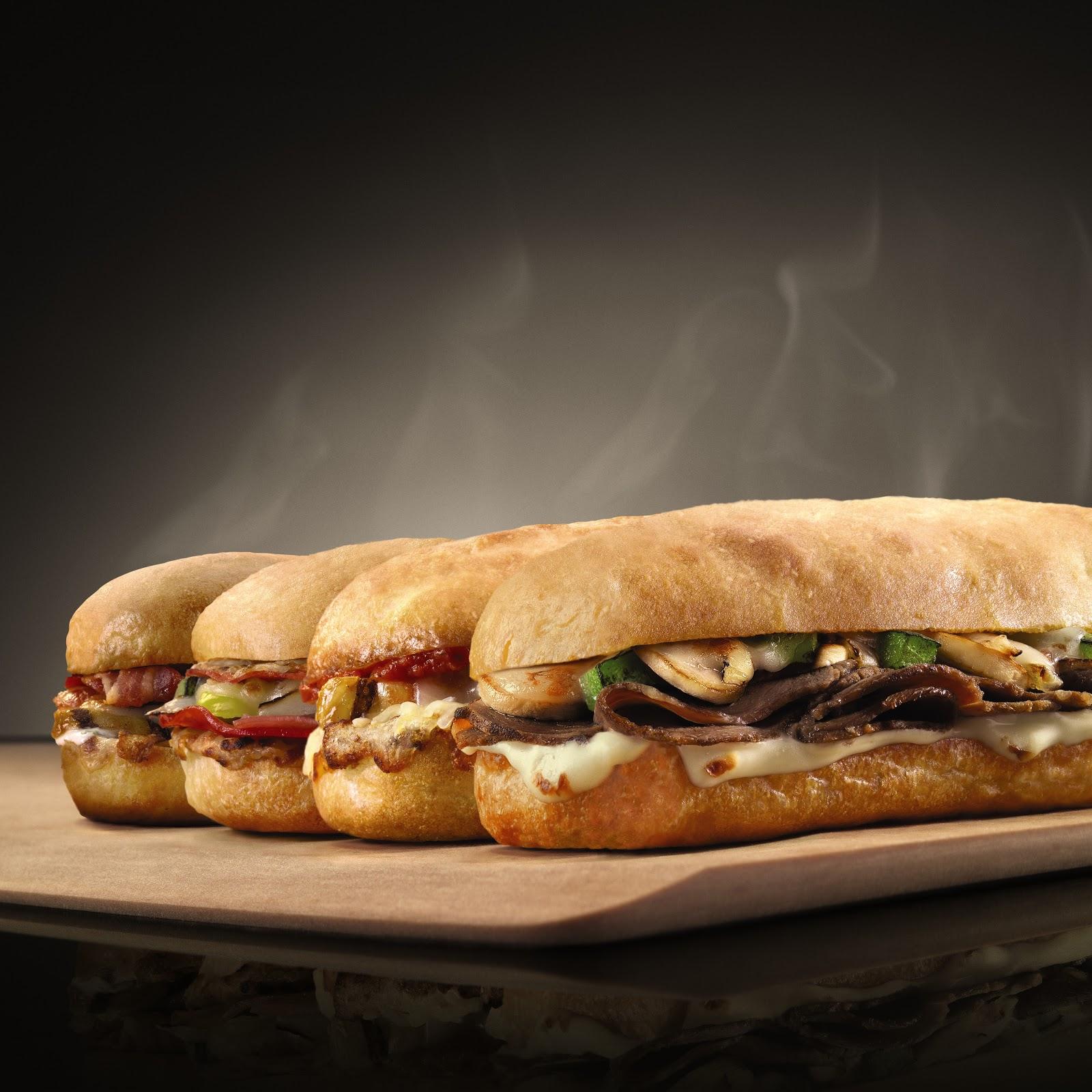 Yammy Fast Food HD Wallpaper