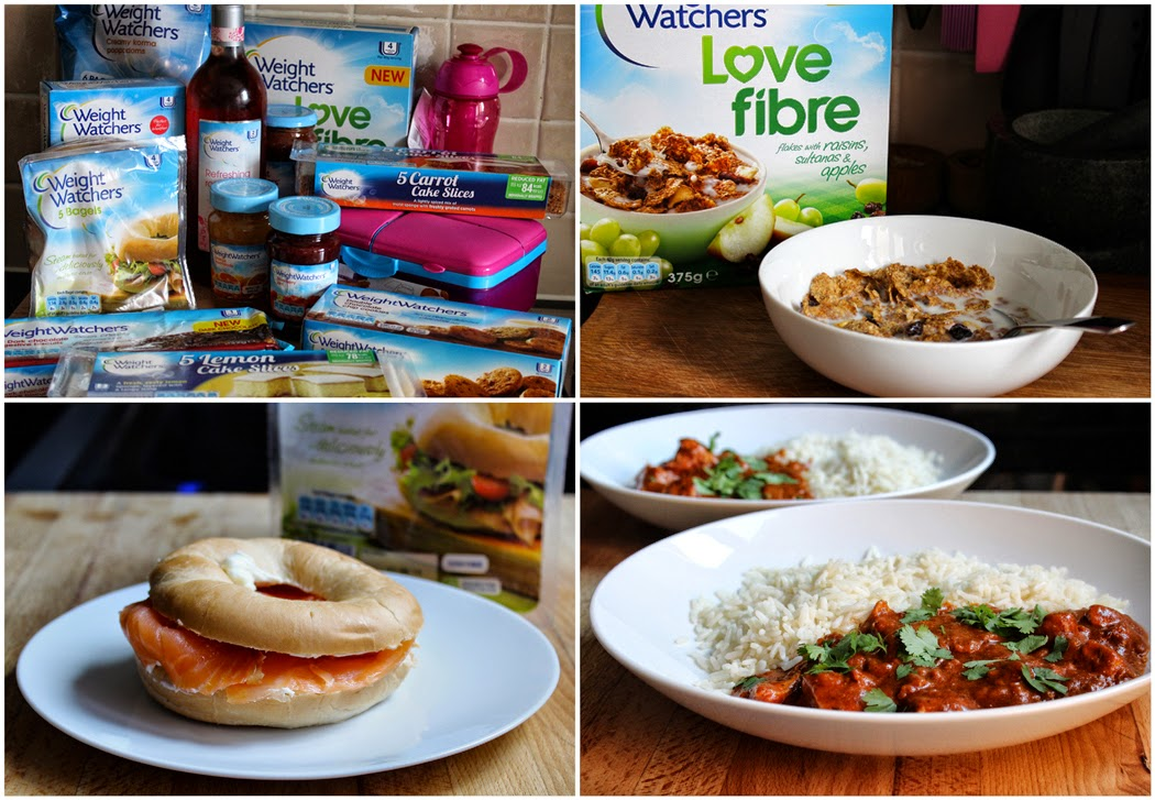 weight watchers feel good food blogger challenge - a glug of oil
