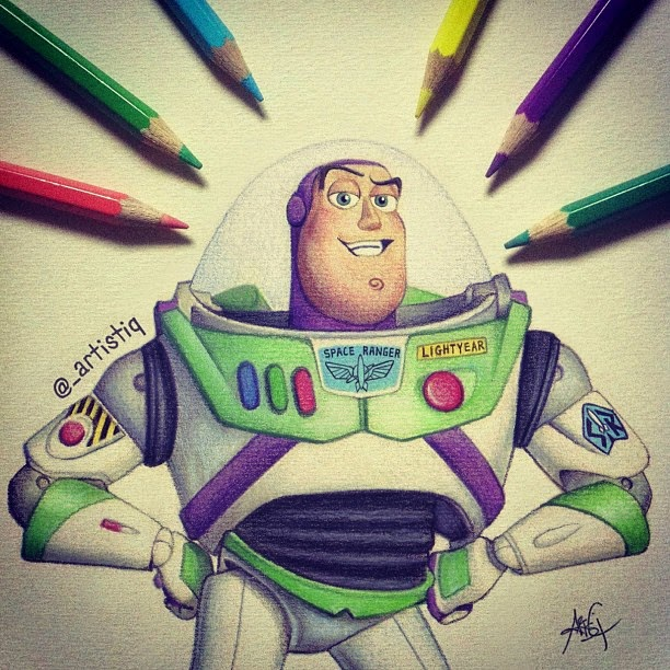 27-Buzz-Lightyear-from-Toy-Story-Cas-_artistiq-Colored-Celebrity-and-Cartoon-Drawings-www-designstack-co