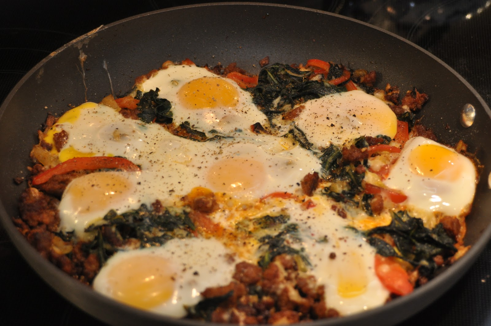 Made Like Madeley: Breakfast Skillet with Green Onion Home ...