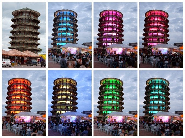 The Leaning Tower of Teluk Intan | holidaygogogo.com
