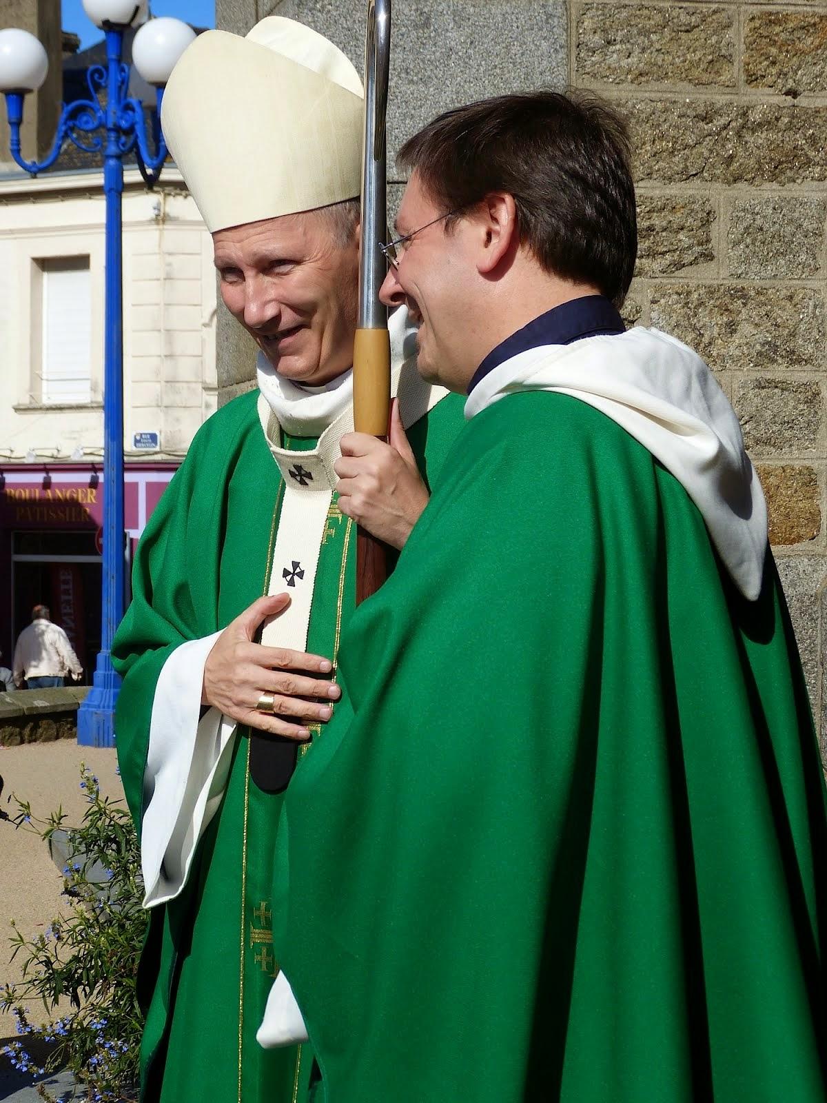 Une paroisse dans un diocèse