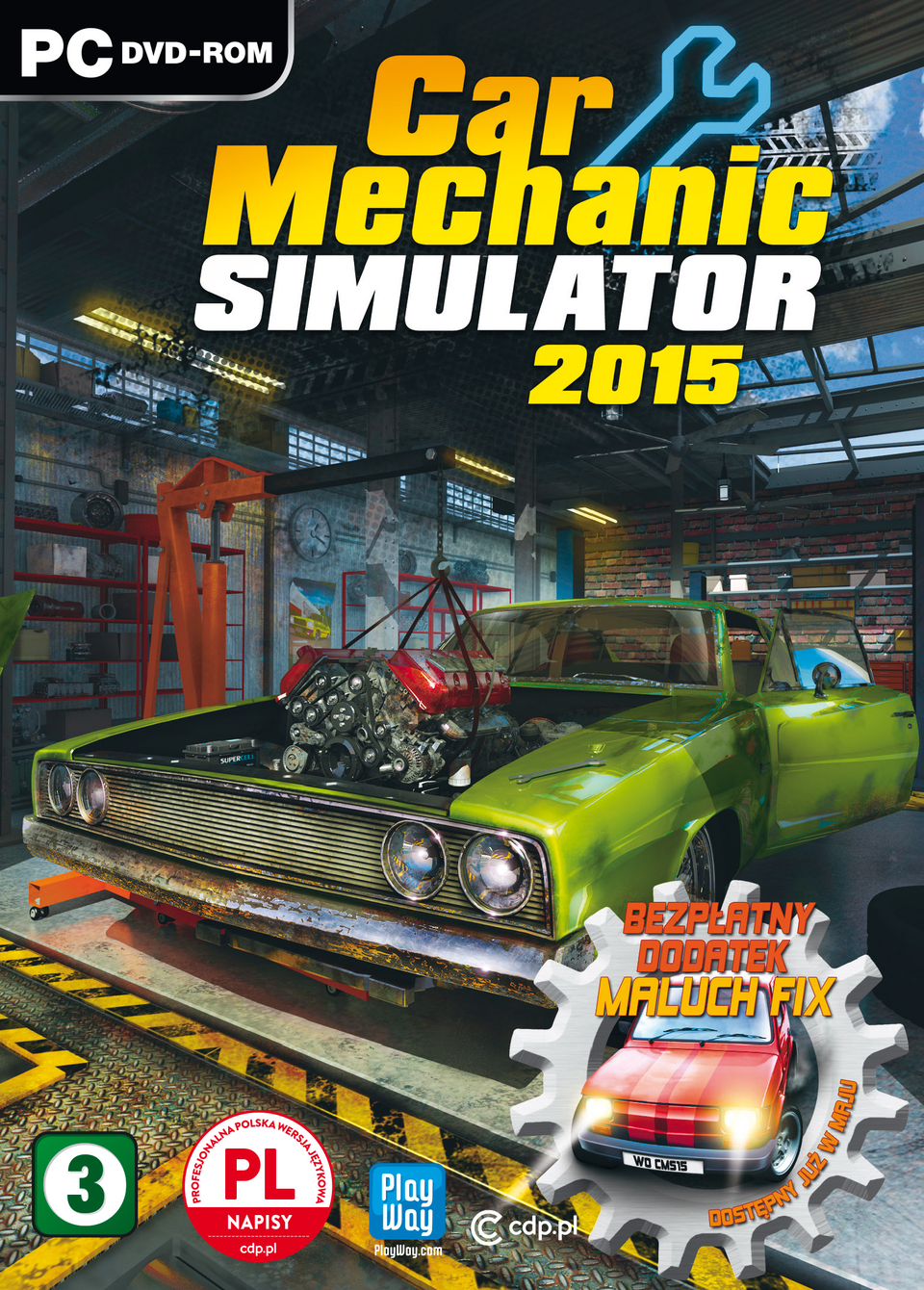 car mechanic simulator 2015 update version free. Black Bedroom Furniture Sets. Home Design Ideas