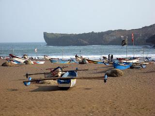 Wisata Pantai Baron Gunungkidul Yogyakarta