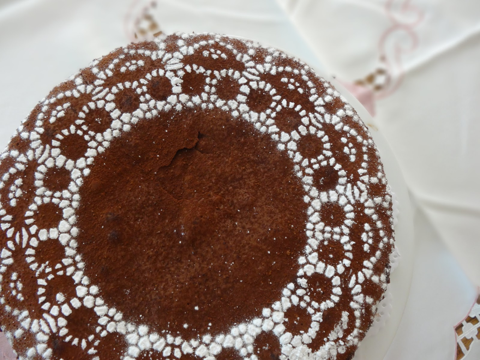 Cake Decoration From Chocolate : Rosie Bakes It: Flourless Chocolate Cake