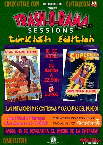 Trash-o-Rama Sessions Special Turkish Edition