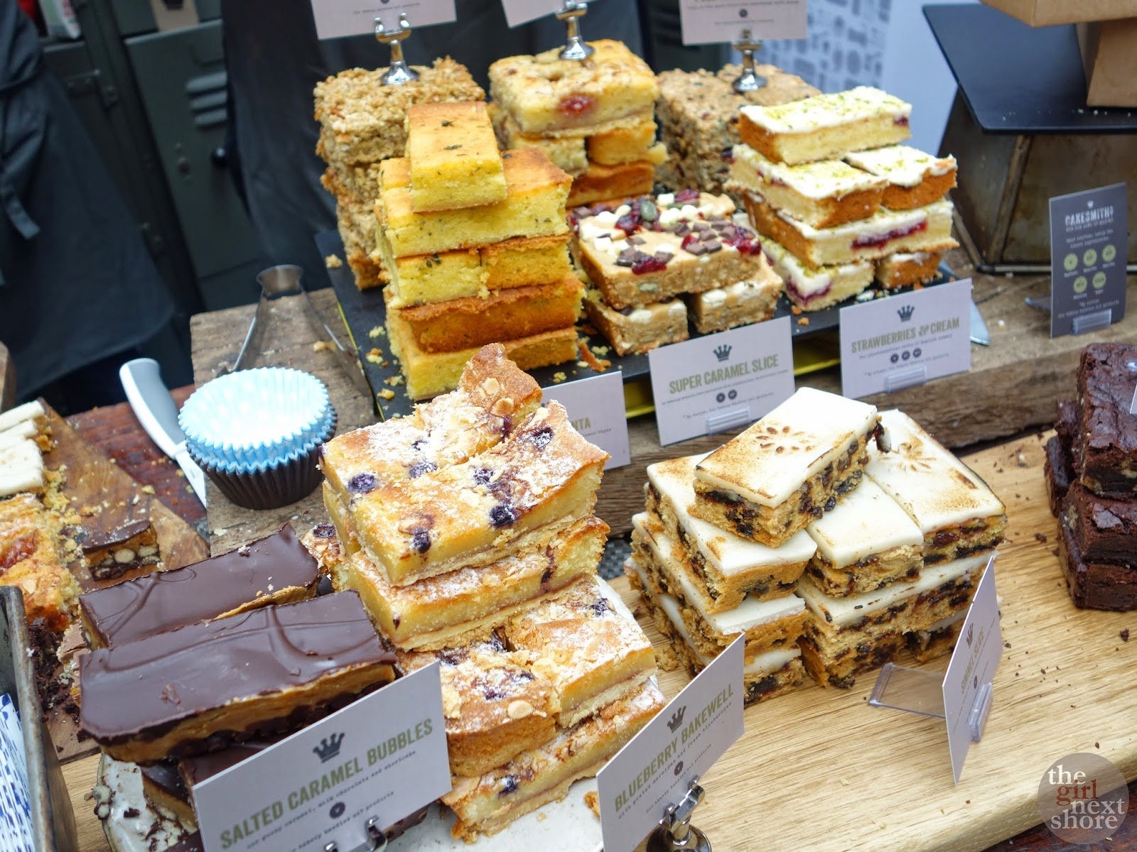 Cakesmiths at the London Coffee Festival