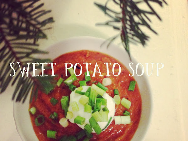 Super Low Cal Sweet Potato Soup