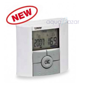 Bricolaje del agua ahorra con un termostato de calefacci n - Termostato para calefaccion ...