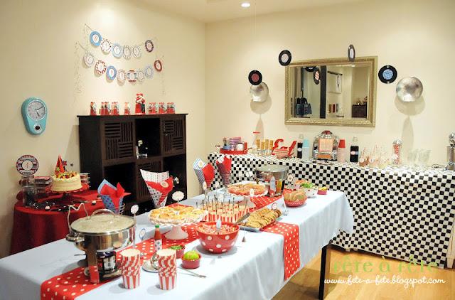 F 234 Te 224 F 234 Te Gabriel S 4th Birthday Party Soda Shop