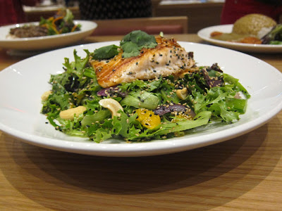 Mandarin Sesame Salad from wagamama | The Economical Eater