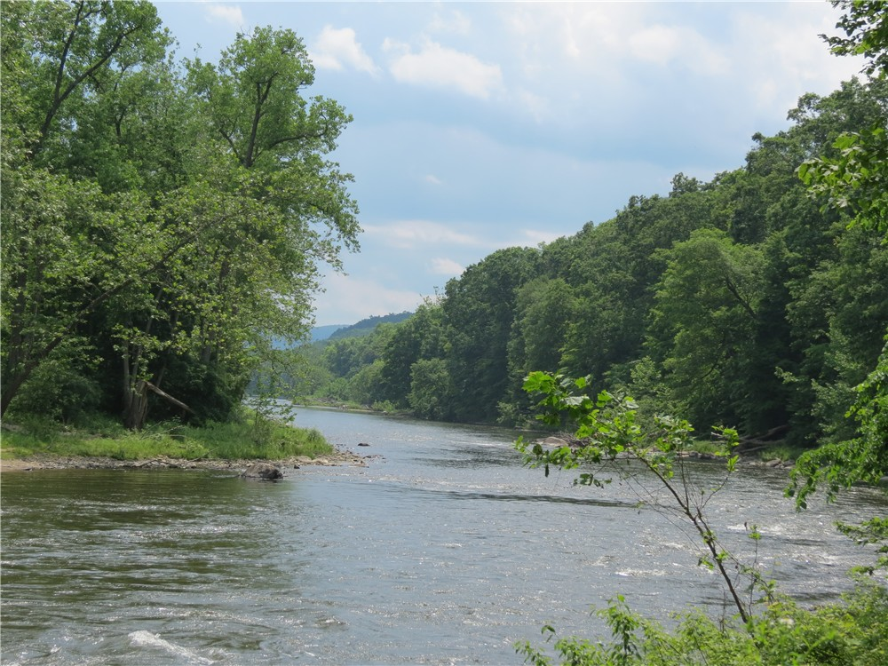 Housatonic River From River