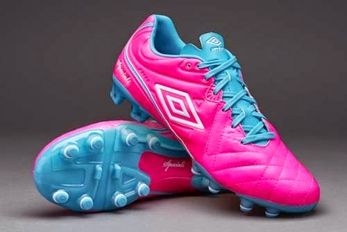 2015 Umbro Speciali 4 Pro with Pink Color