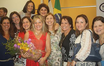 Wizo-Rio tem nova presidente