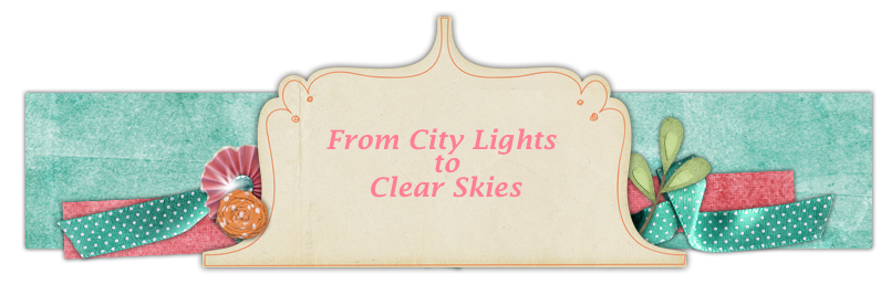 From City Lights to Clear Skies