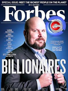 forbes,millonarios,tecnología,