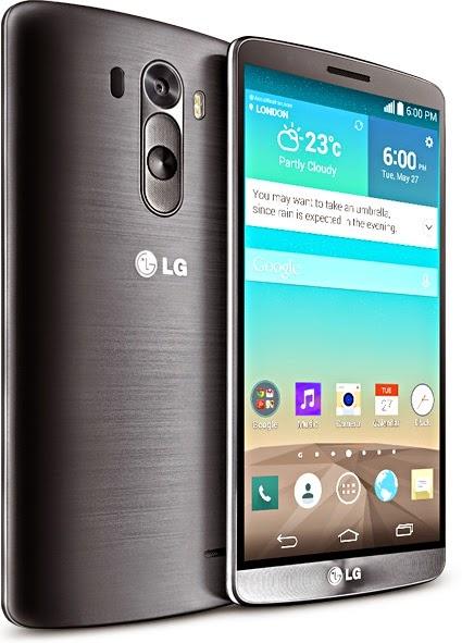 Gambar LG G3 Android KitKat