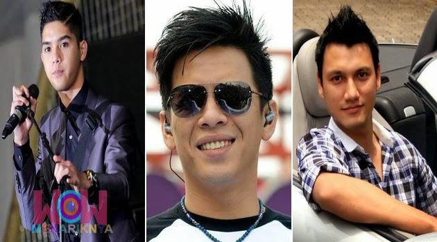 10 Artis Pria Indonesia dengan Wajah Tampan